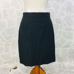 United Colors of Benetton Wool Pencil Skirt 46